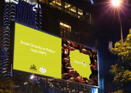 projekt billboardu