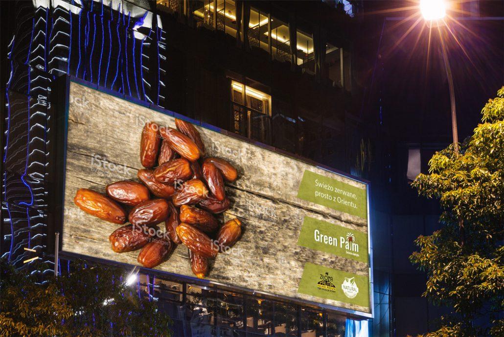 billboard Bronisze