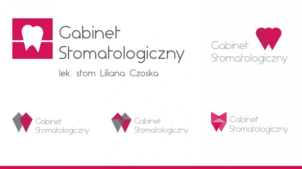 logo stomatolog Liliana Czoska