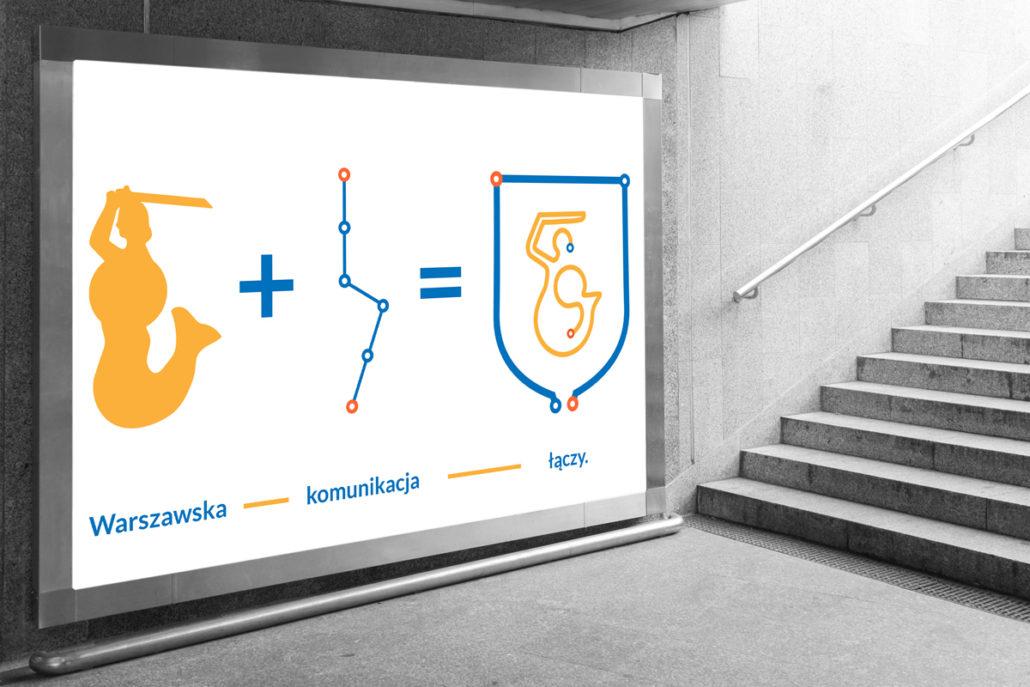 projekt billboardu warszawa