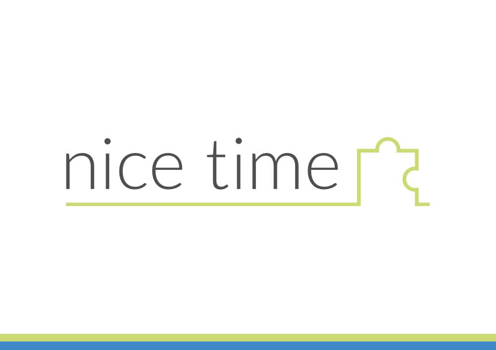 logo dla Nice Time Warszawa